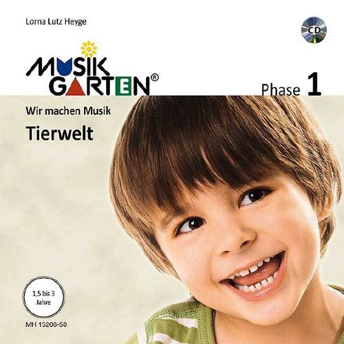 Tierwelt - Liederheft + CD